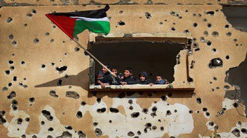 guerra palestina resiste