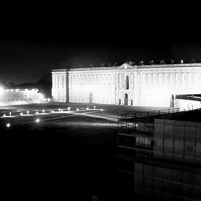 The Royal Palace of Caserta © Graziano Panfili